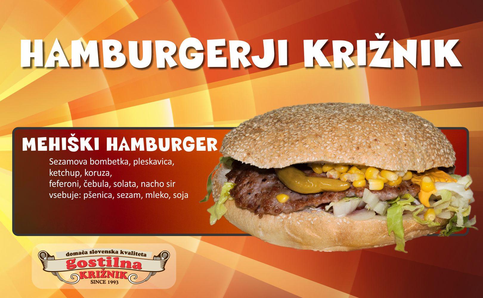 Mehiški hamburger